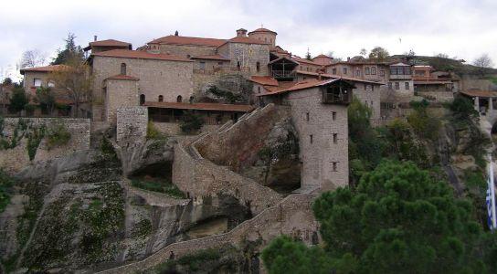 ΜΕΤΕΩΡΑ – ΙΕΡΑ ΜΟΝΗ ΜΕΓΑΛΟΥ ΜΕΤΕΩΡΟΥ | Μοναστήρια της Ελλάδος