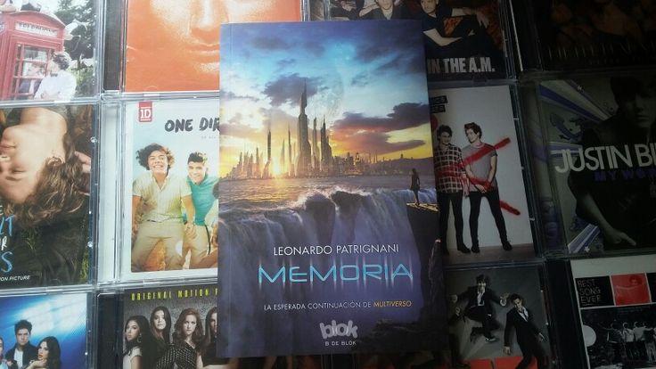 """""""Memoria"""" escrito por Leonardo Patrignani"""