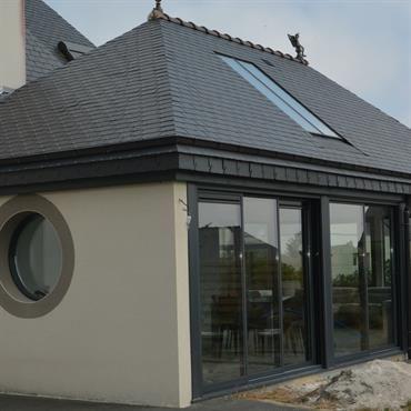 Les 25 meilleures id es concernant toiture ardoise sur pinterest tuile ardoise toit en - Couverture toiture legere ...