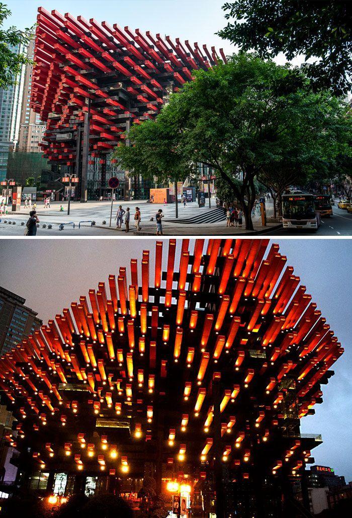Chongqing Art Museum, Chongqing Shi, China