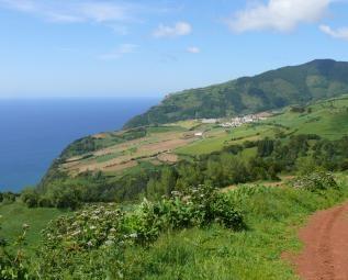 Pico da Agua Retorta. Sao Migue, Azores. #Hiking Difficulty Level: Easy. 6.7 km; 2 hours.