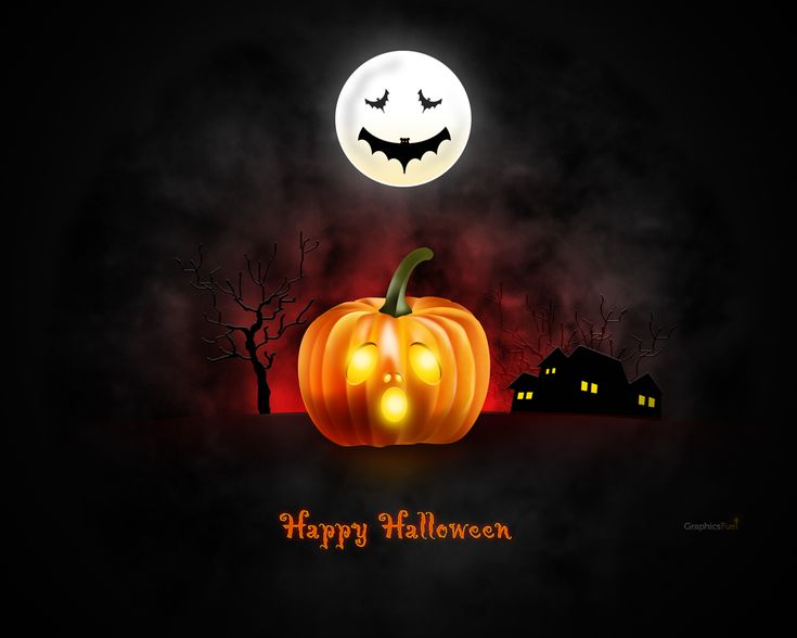 cute halloween desktop Desktop backgrounds Pinterest