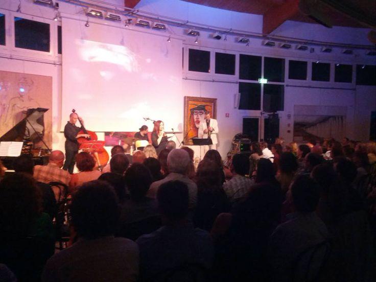 Zola Jazz 2013 a Ca' la Ghironda ModernArtMuseum (Bologna)