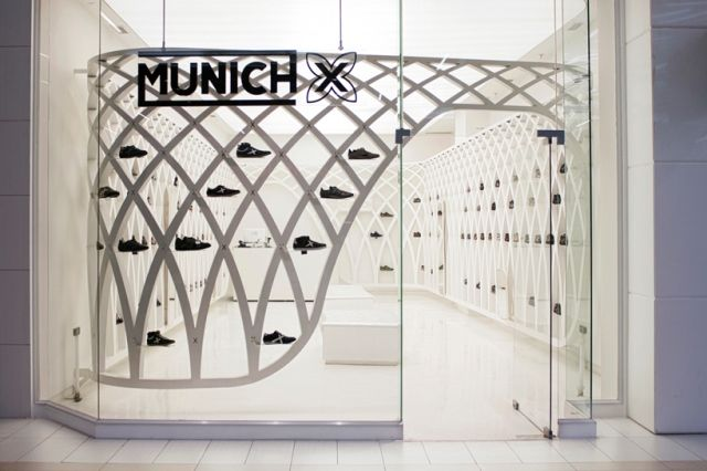 Diseños de tienda: el blanco como elemento de diferenciación. #diseño #blanco