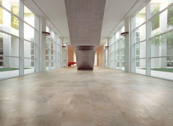 Linea Pietre Native, serie Mineral Chrom, by Casalgrande Padana. #CasalgrandePadana #architecture #design #interiordesign #ceramics #ceramica #floor #pavimenti