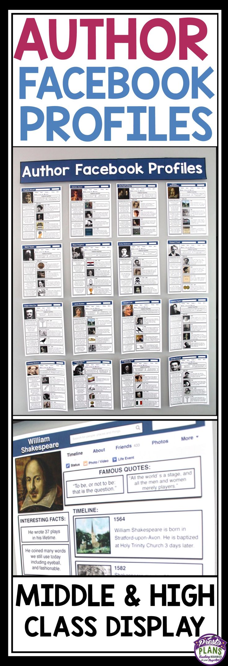17 best ideas about facebook profile student survey facebook author profile posters