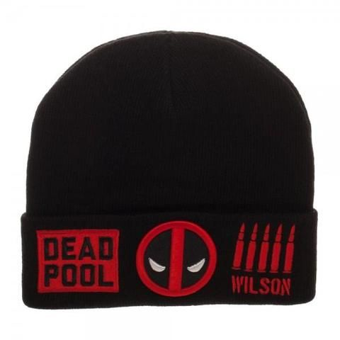 c74b2a26c02 Deadpool Omni Batch Beanie