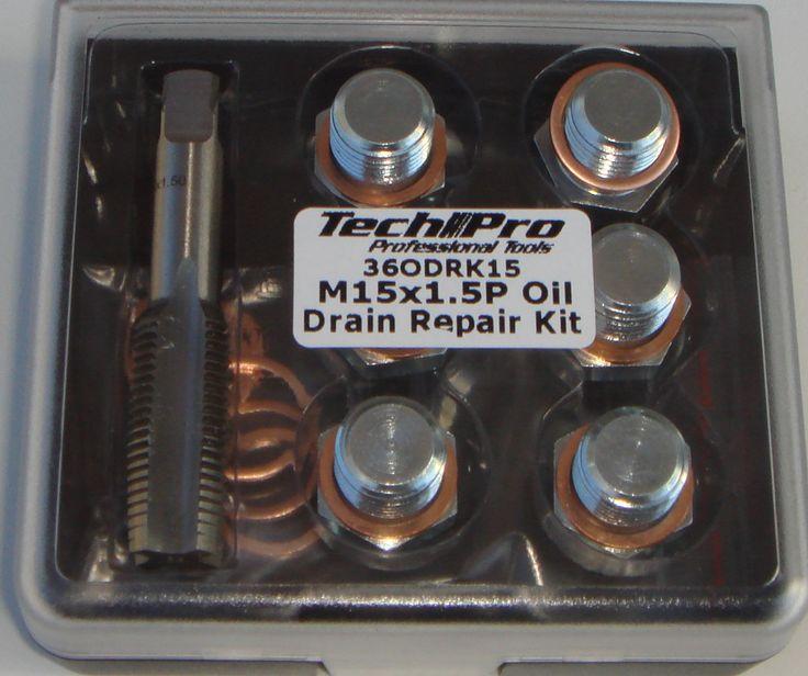 Honda Chrysler Oil Drain Plug Repair Kit It Is Steel