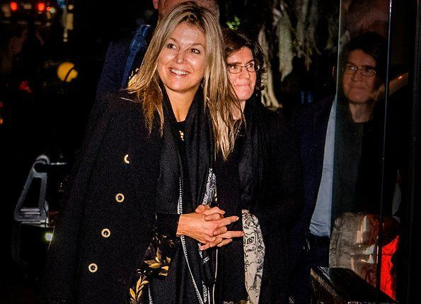 ♥•✿•QueenMaxima•✿•♥...On October 30, 2017, Queen Maxima of The Netherlands arrived Lagos city in Nigeria for a three day visit. As the special advocate of United Nations, Queen Maxima will do extensive financial studies in Nigeria and attend various meetings.