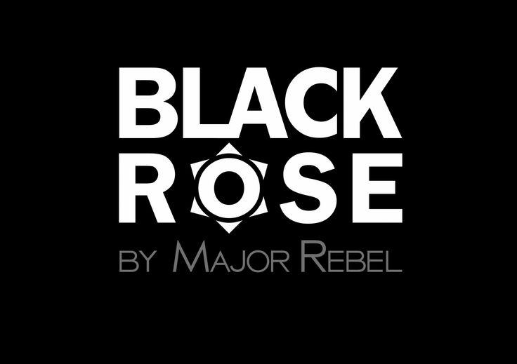 Black Rose by MAJOR REBEL   Be Brave   http://majorrebel.com/