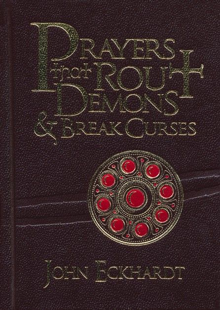 Prayers That Rout Demons & Break Curses, 2 Volumes in 1 By John EckhardtWorth Reading, Route Demons, Book Worth, Spirituality Book, John Eckhardt, Products Slideshow, Breaking Curse