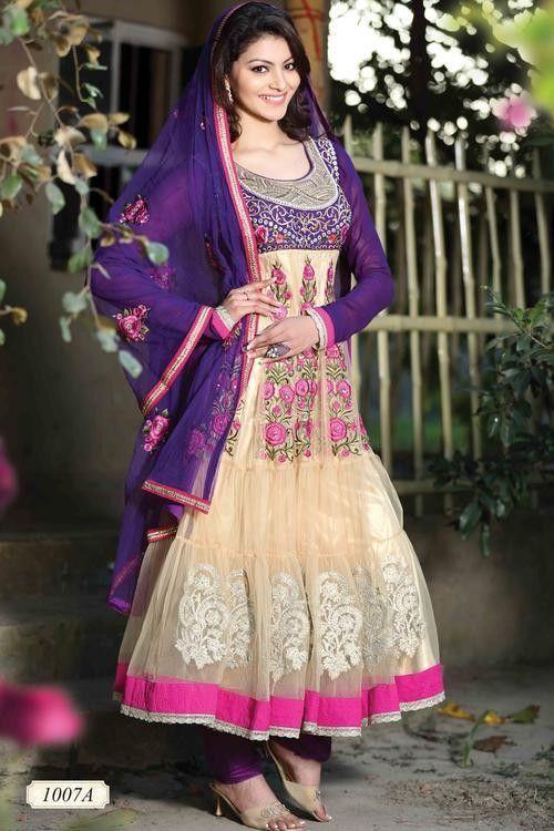 #designer #anarkali #suits @  http://zohraa.com/beige-faux-georgette-suit-rose1007a-e.html #anarkali #suits #celebrity #anarkali #zohraa #onlineshop #womensfashion #womenswear #bollywood #look #diva #party #shopping #online #beautiful #beauty #glam #shoppingonline #styles #stylish #model #fashionista #women #lifestyle #fashion #original #products #saynotoreplicas