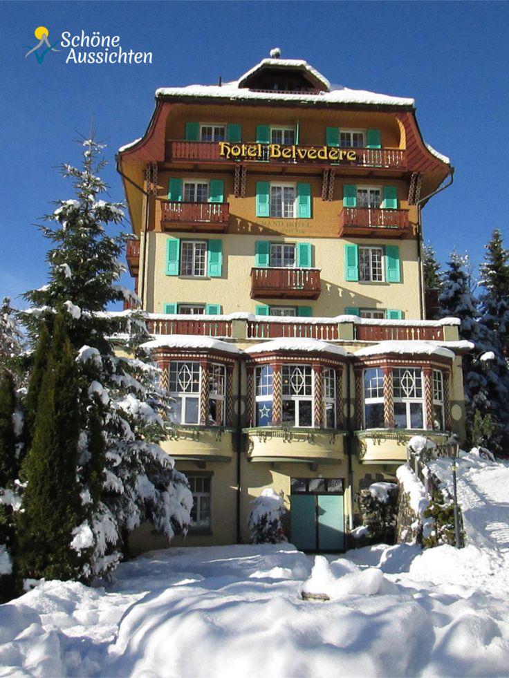 (c) Hotel Belvedere Wengen www.schweiz-hotels.net