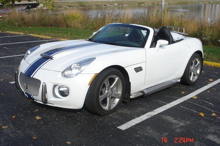 Custom Pontiac Solstice