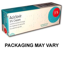 #Aciclovir Cream 2g