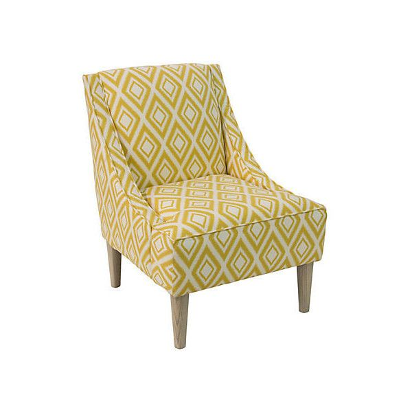 Charmant Quinn Swoop Arm Chair Diamond Ikat Accent U0026 Occasional Chairs (325 AUD) ❤  Liked On Polyvore Featuring Home, Furniture, Chairs, Accent Chairs, Ikat  Chair, ...