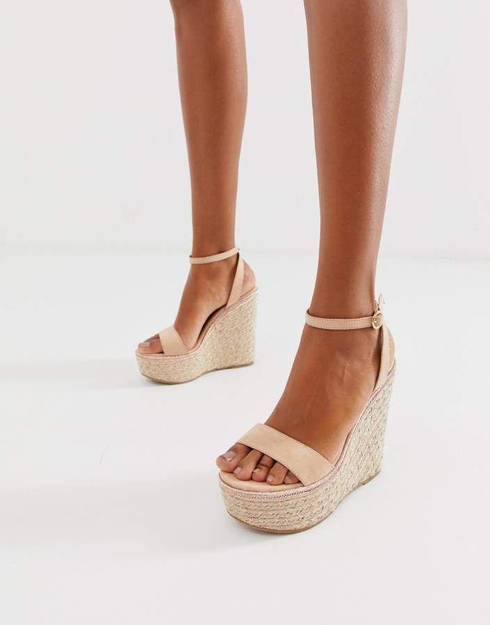 DESIGN Justina espadrille wedges | Shoes! in 2019