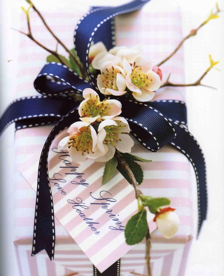 Spring wrapping