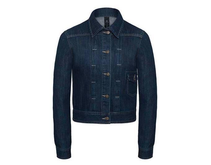 Trucker Jacket DNM Frame / Damen Jeans Jacke | B&C Jetzt bestellen unter: https://mode.ladendirekt.de/damen/bekleidung/jacken/jeansjacken/?uid=88e3cd86-dbb3-5643-8caf-8fd4005335f6&utm_source=pinterest&utm_medium=pin&utm_campaign=boards #jeansjacken #bekleidung #jacken