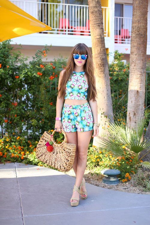 Coachella Street Style - Fashion at Coachella 2013 - Harper's BAZAAR
