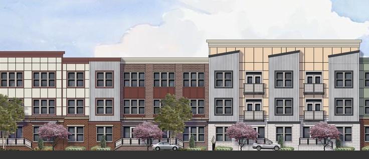 Arts District Hyattsville Homes For Sale