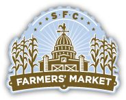 LOVE the farmer's market!Design Inspiration, Downtown Green, Downtown Farmers, Easter Eggs Hunting, Farmers Market, Graphics Design, Austin Farmers, Farmers Marketing Logo, Sfc Farmers