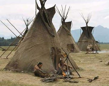 native american teepee tents | A Southwest Flair | Native ...