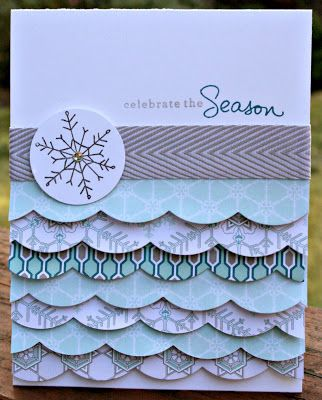 Klompen Stampers (Stampin' Up! Demonstrator Jackie Bolhuis): Big Shot Blitz Day 13: Edgelits, Endless Wishes, Stampin' Up!