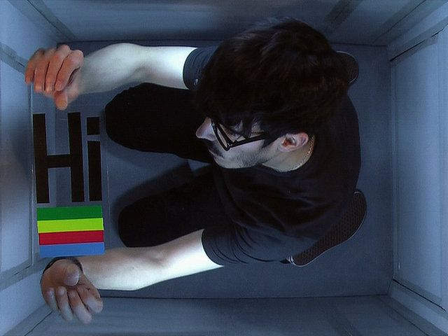 Hi by Multitouch Barcelona. Hi, a real human interface.