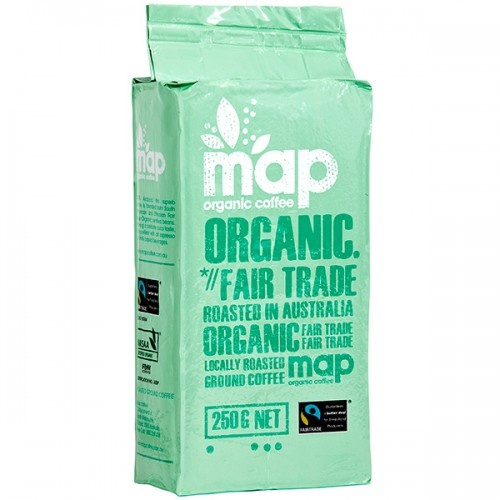 Fair Trade Organic Ground 250g
