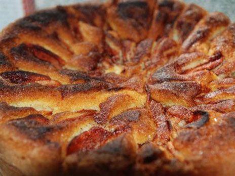 Gammeldags äppelkaka | Recept.nu