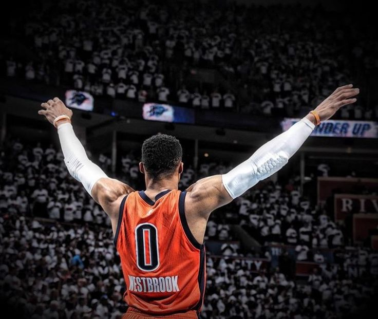 RUSSELL WESTBROOK THE MVP Nba season, Oklahoma city