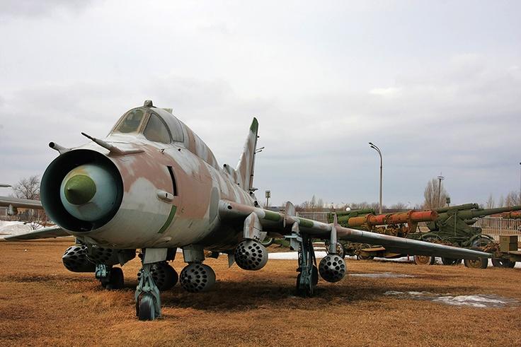 Victory Park (Tolyatti) Fighter Jet