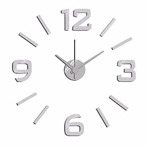 54 best clocks images on pinterest belt belts and wall - Wanduhr digital groay ...