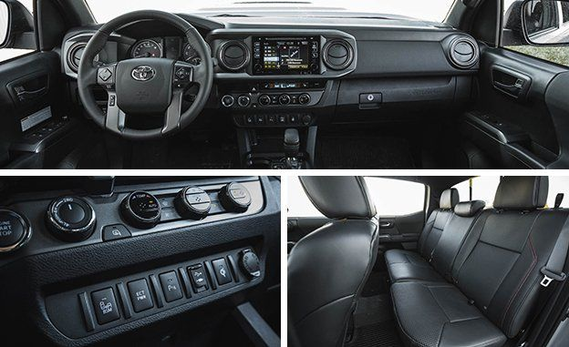 2017 Toyota Tacoma TRD Pro 4×4 Automatic Tested (and Jumped!) - https://carparse.co.uk/2016/11/21/2017-toyota-tacoma-trd-pro-4x4-automatic-tested-and-jumped/