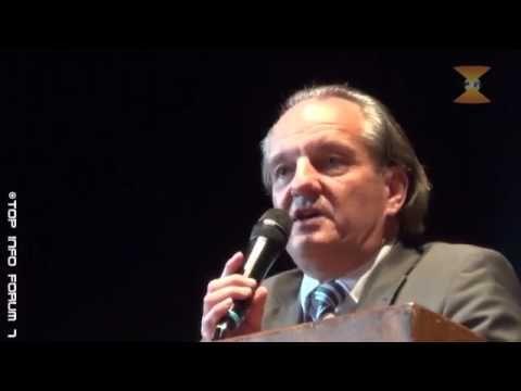 Andreas Popp - Vortrag beim Top Info Forum