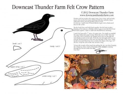 366 best birds images on Pinterest | Bird ornaments, Birds and Felt ...