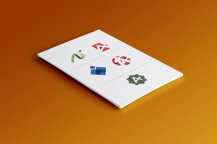 Propuestas de isótopos para proyecto de diseño de marca