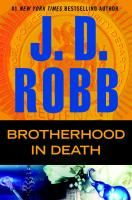 """""""Sometimes brotherhood can be another word for conspiracy. . . . Dennis Mira just had two unpleasant surprises. First he learned that his cousin Edward was secretly meeting with a real estate agent about their late grandfather's magnificent West Village brownstone, despite the promise they both made to keep it in the family. Then, when he went to the house to confront Edward about it, he got a blunt object to the back of the head. Luckily Dennis is married to Charlotte Mira,"""