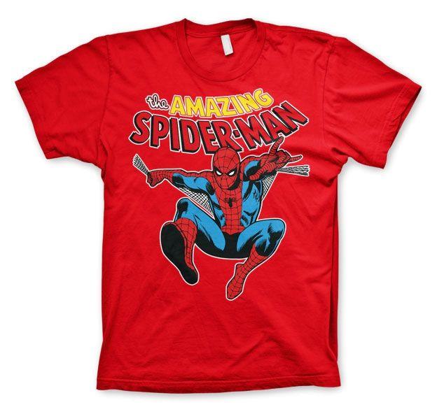Marvel The Amazing Spiderman Koszulka Męska