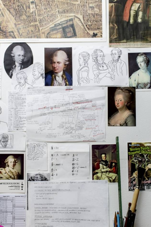 22-årig har tegnet et af danmarkshistoriens saftigste dramaer - Politiken.dk