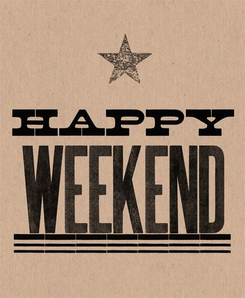 Wishing you a HaPpy & Safe #Weekend:))
