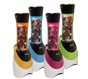 Oster smoothie blender. Bought this for both of my girls. Perfect for a dorm room. Now I want one for the house.