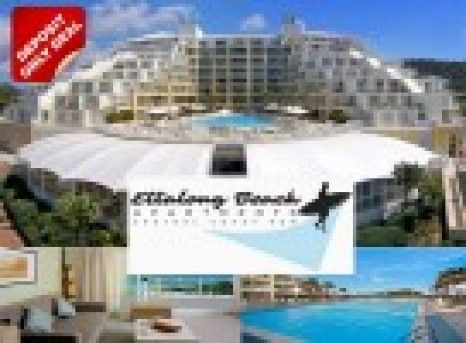 Ettalong Beach, Family Escape Only $199 For 2 Nights in a Luxury Oceanview Apartment Sleeping 4 People   VIP Discount Booklet, Secure This Deal For Only $10