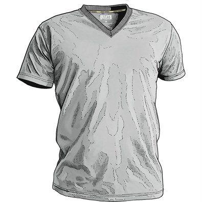 Men's Free Range Cotton V-Neck Undershirt