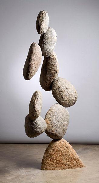 Esculturas increíbles roca realizar actos imposibles de equilibrio - My Modern Metropolis