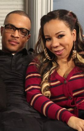 Ti And Tiny Wedding | Tiny feels 'lucky' to be married to T.I. | S2SMagazine.com