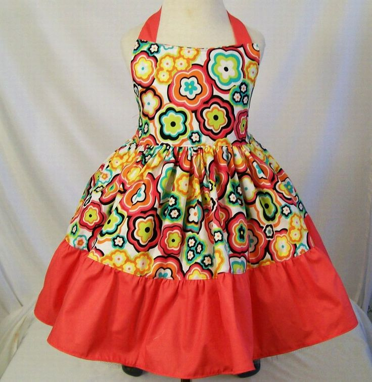 1000  ideas about Girls Dresses Handmade on Pinterest - Dress girl ...
