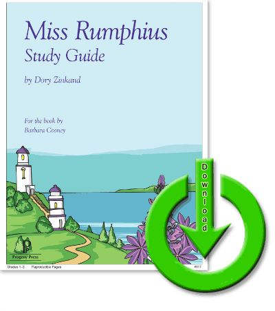 Progeny Press offers a variety of great study guides for grades K-12. See what we thought of the Miss Rumphius E-Guide in our Progeny Press review!