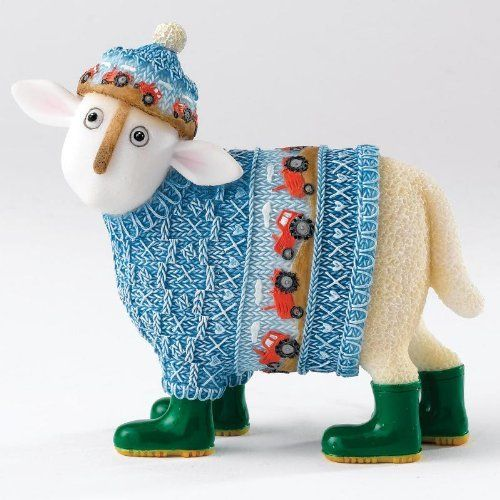 Ewe & Me Sheep Joseph. So cute! £12 at Uppercut, Inverness
